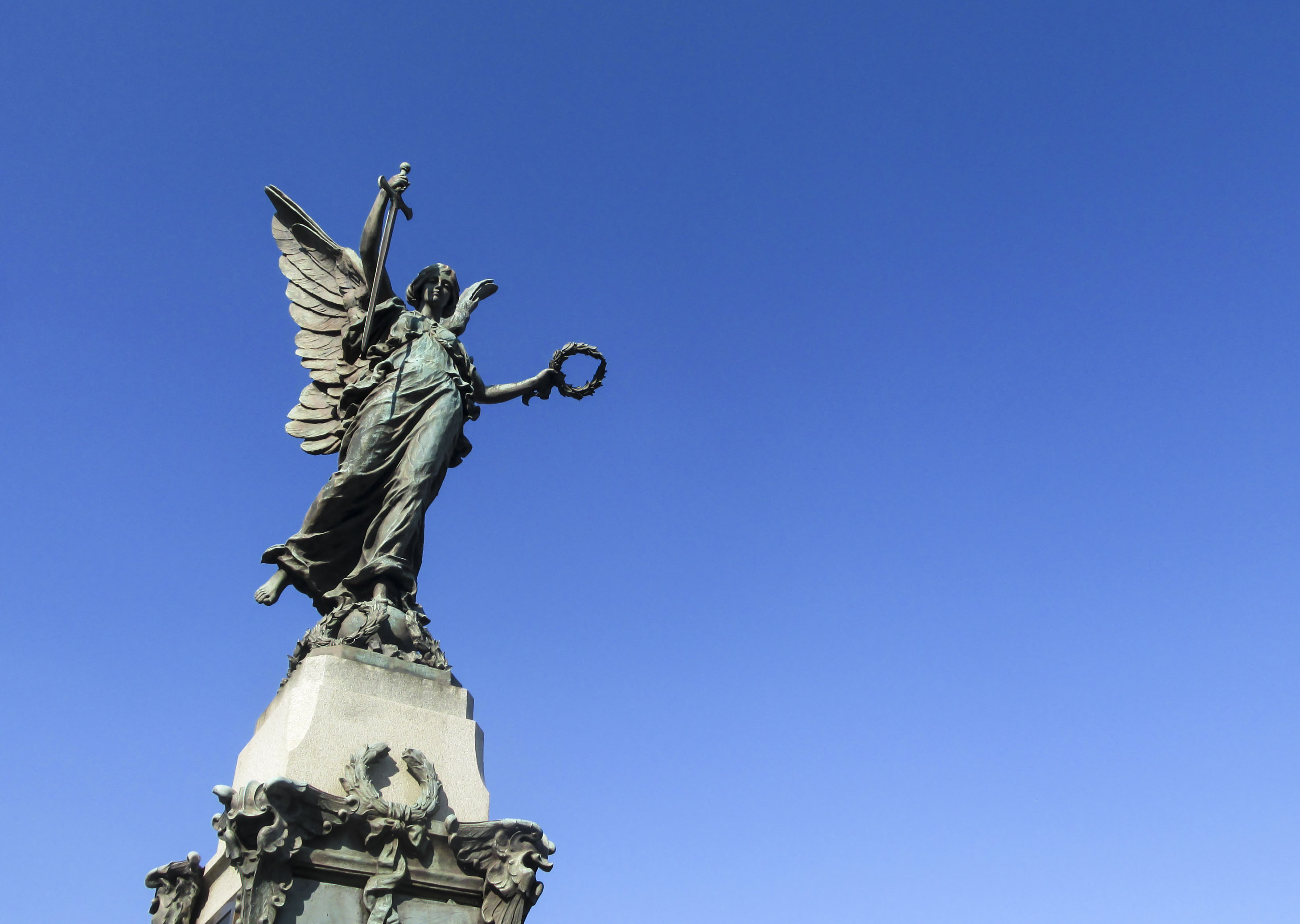 Statue # 1