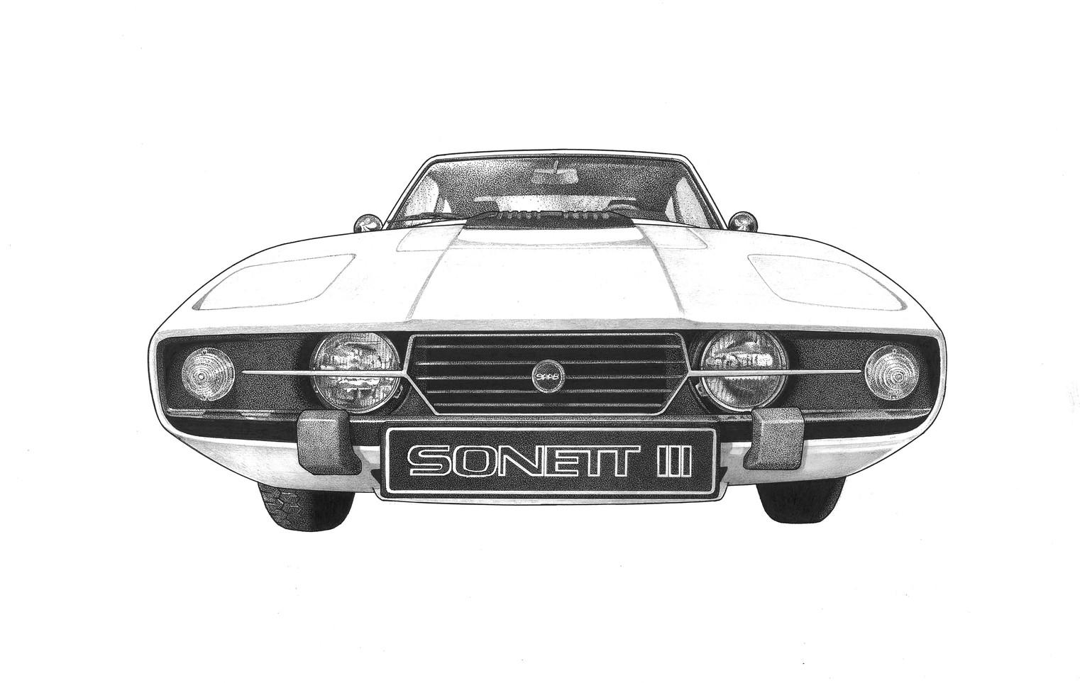 SONNET III illustration