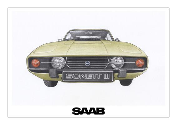 SAAB Sonett Safari Green