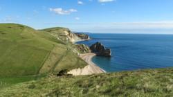 Jurassic Coast, Dorset UK