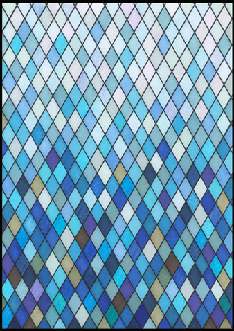 Stained Glass III illustration