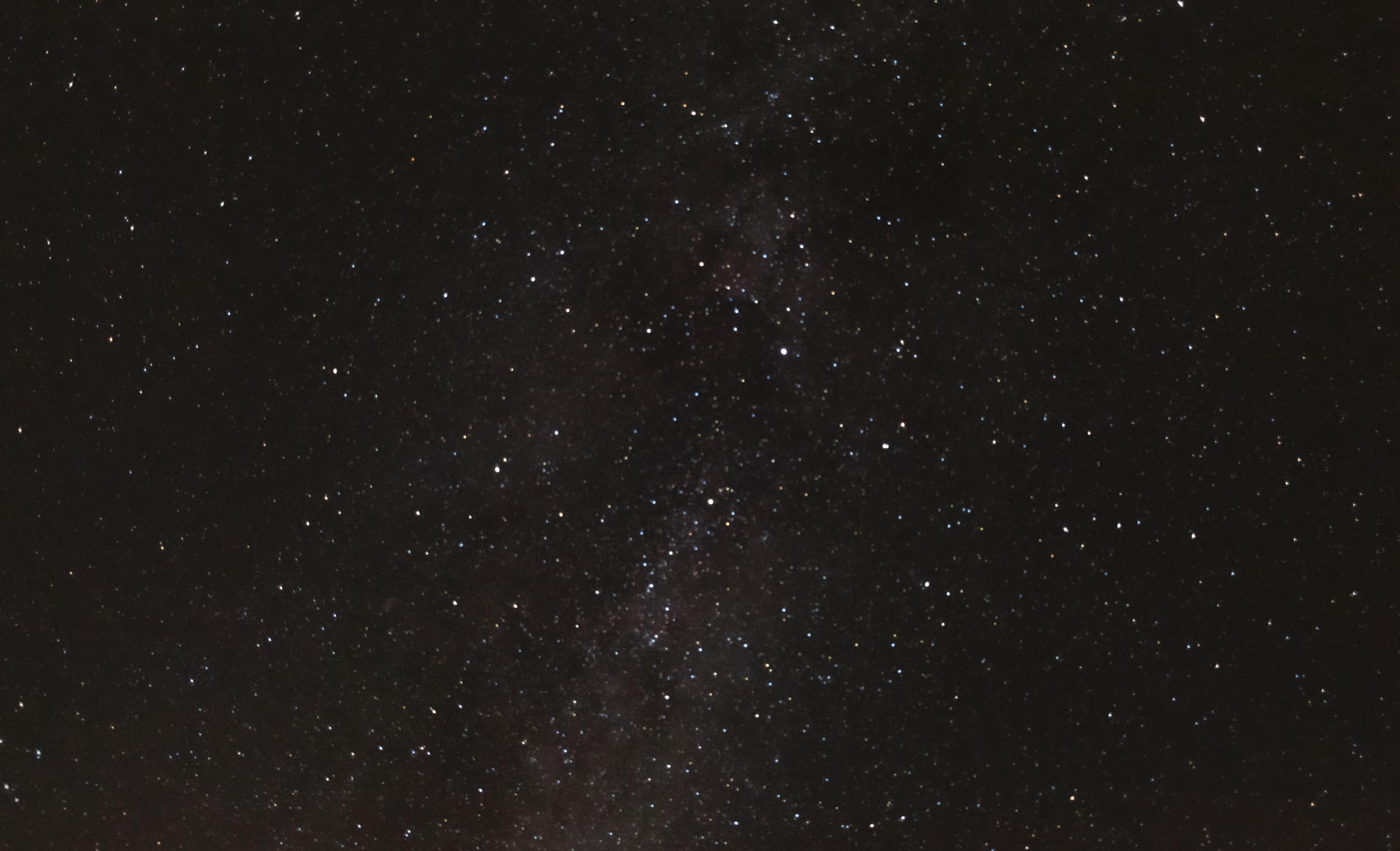 Milky Way - Sept 2020 # 3