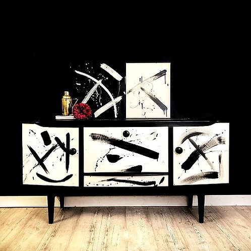 Abstract Drinks Cabinet