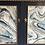 Thumbnail: Blue Vintage Drinks Cabinet
