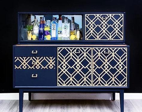 Ellen Cocktail Bar Cabinet