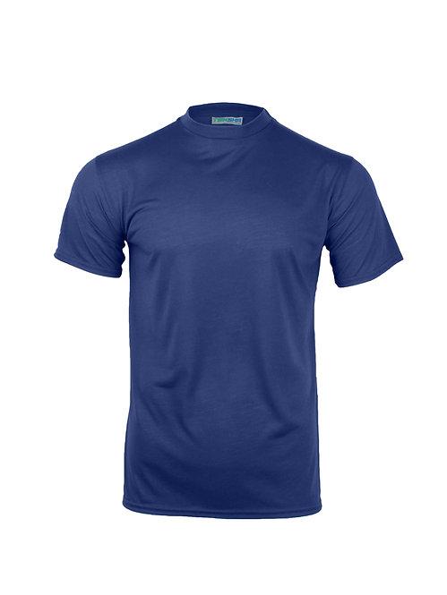 Plain Unisex T-Shirt in Navy