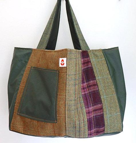 Country Tweed Bag