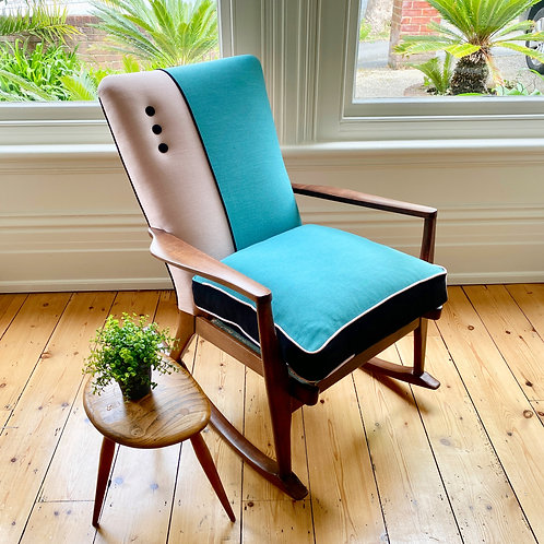 Vintage Parker Knoll Rocking Chair