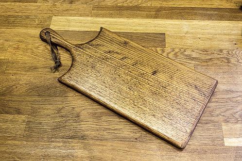 Handmade Oak Serving Board