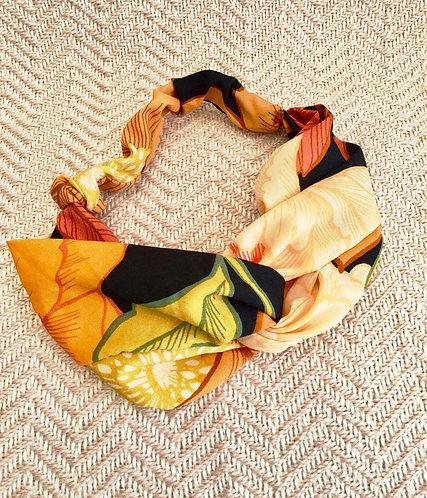 Floral Print Headband