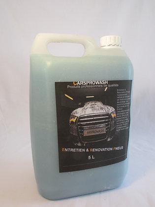 Entretien & rénovation pneus 5 L