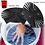Thumbnail: 26 CM OF 23,5 CM CARSPROWASH-emmerrooster
