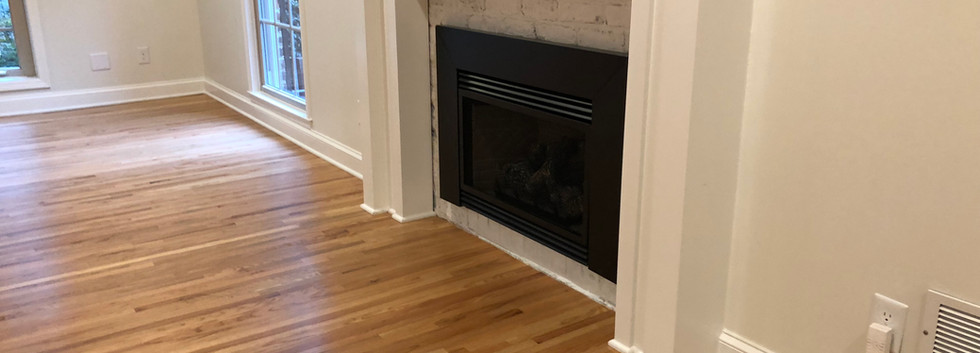 South Charlotte Fireplace