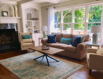 Foxcroft Living Room