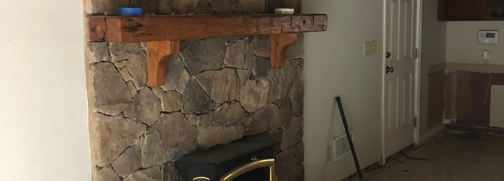 Fireplace Construction