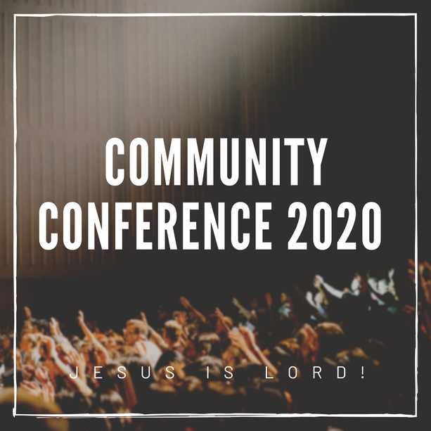 Community Conference 2020