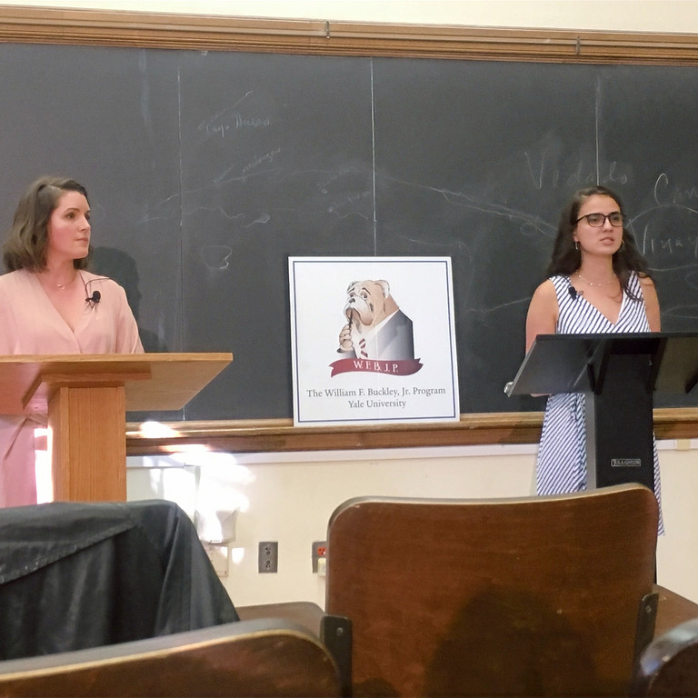 Firing Line Debate on Abortion