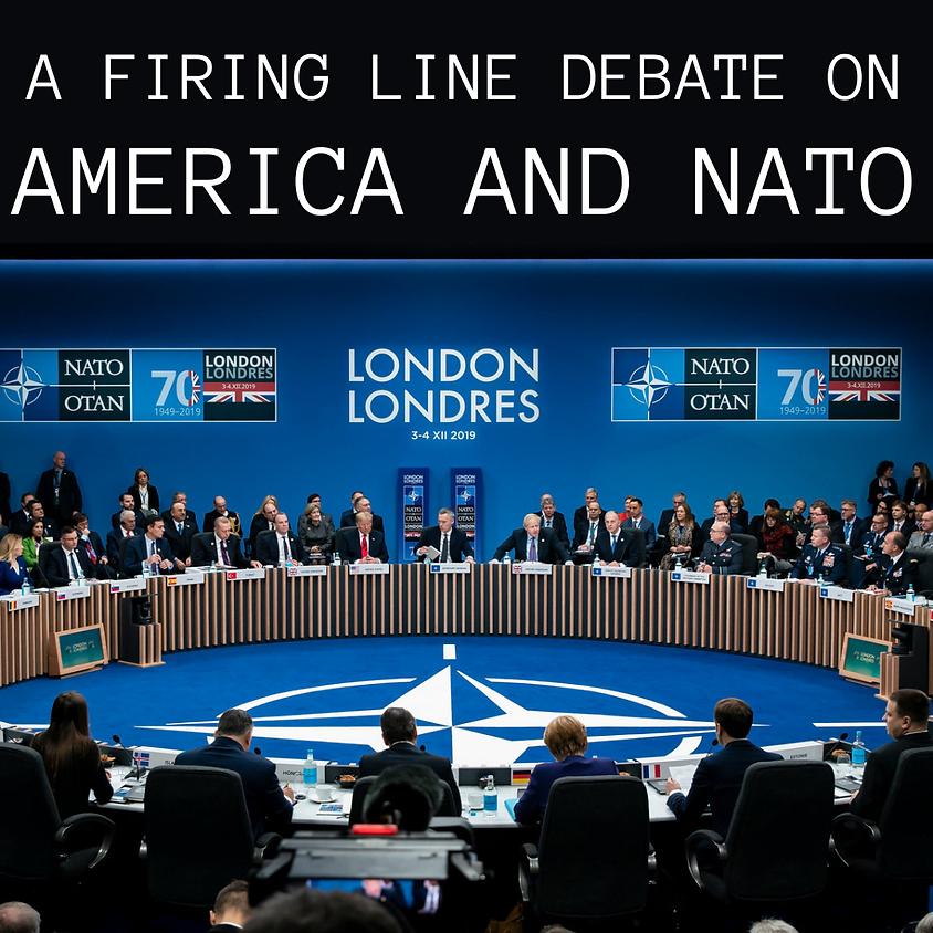 A Firing Line Debate on America and NATO
