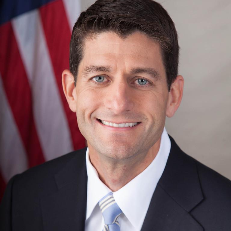 A Conversation with Speaker Paul Ryan