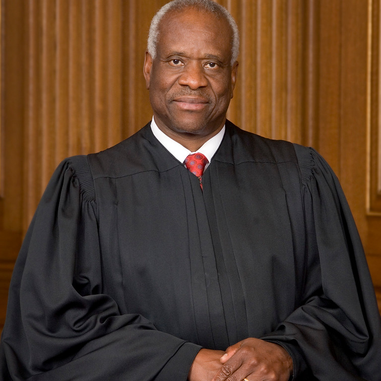 """A Screening and Q&A of """"Created Equal: Clarence Thomas in His Own Words"""""""