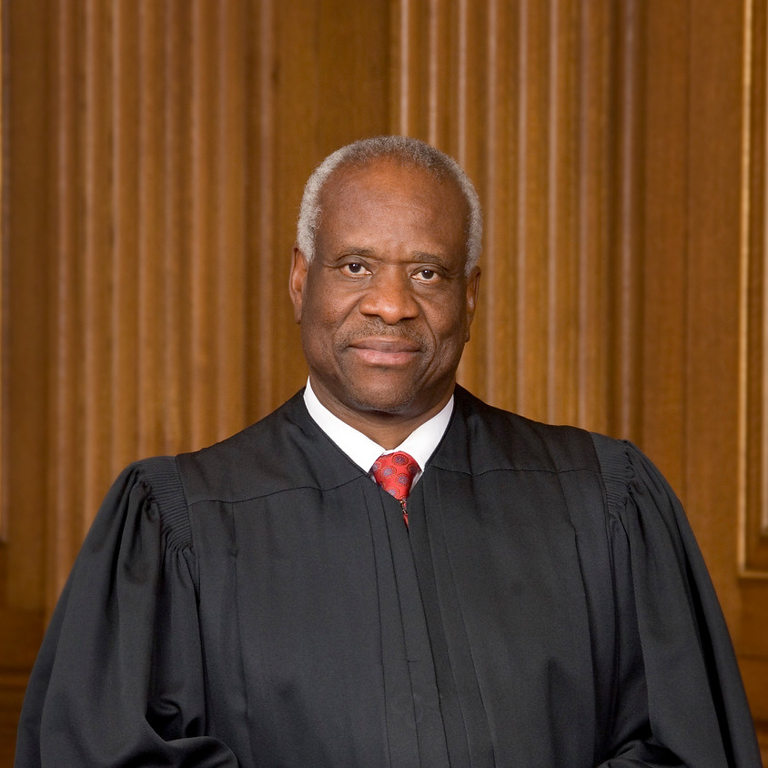"A Screening and Q&A of ""Created Equal: Clarence Thomas in His Own Words"""
