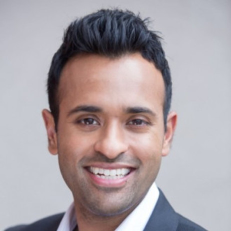 A Discussion with Vivek Ramaswamy, author of Woke, Inc.