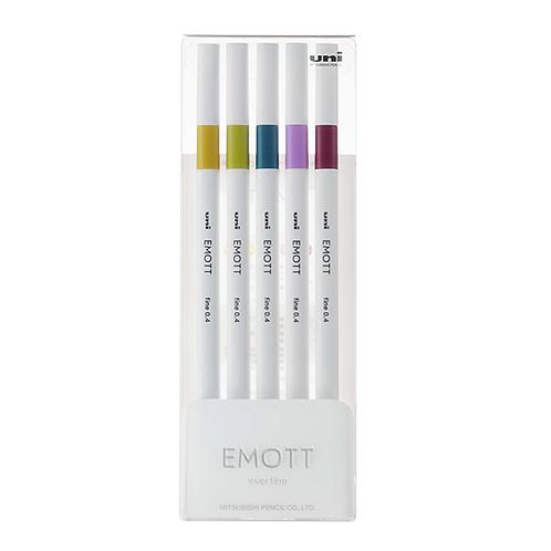 Pack EMOTT 5 cores RETRO nº8