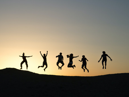 Keuanganmu adalah Rata-rata dari 5 Teman yang Paling Banyak Menghabiskan Waktu Bersamamu