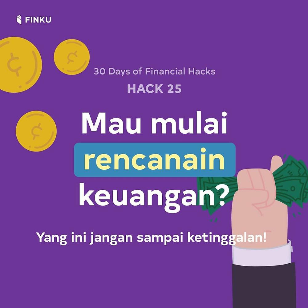 mulai rencana keuangan