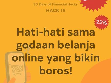 Hati-hati Boros!
