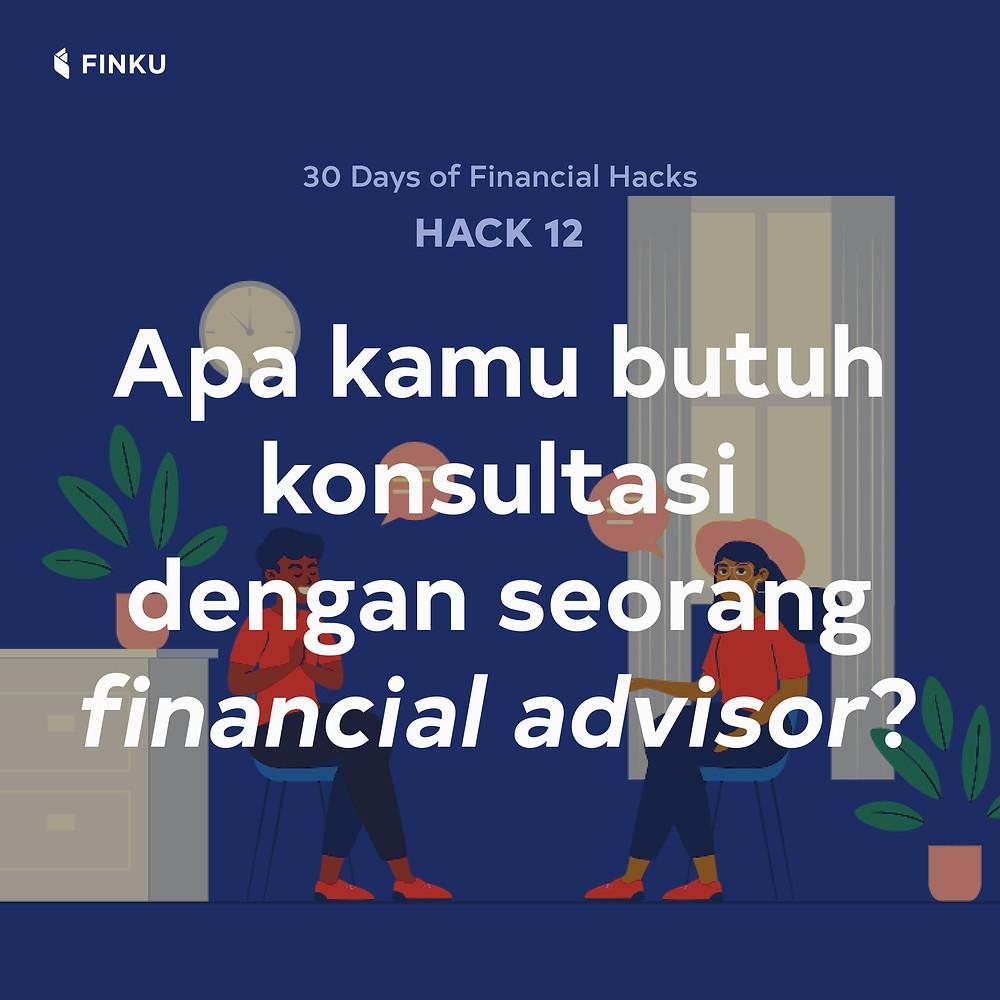 butuh konsultasi keuangan