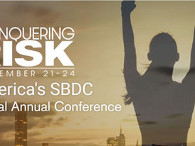 """UpSlope is """"Conquering Risk"""" at the 2021 SBDC Conference"""