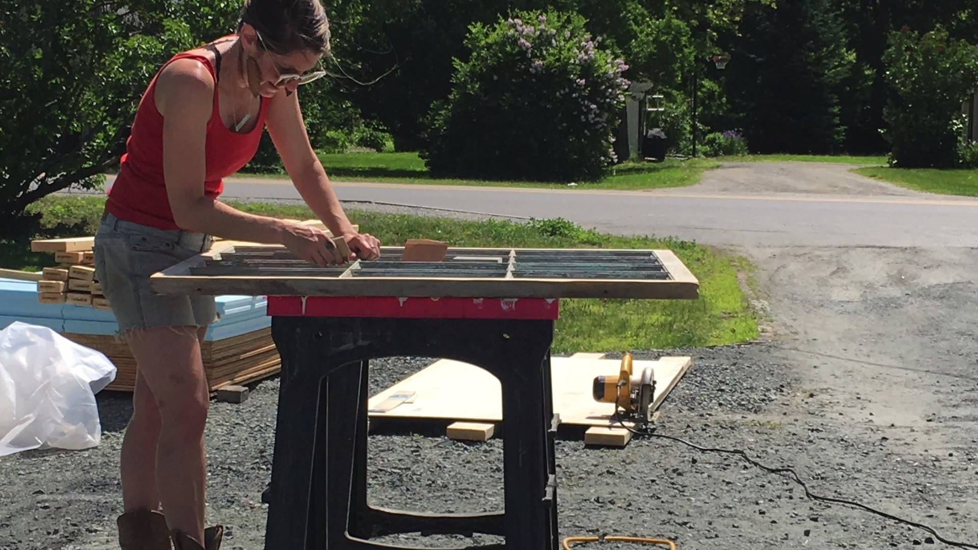 Building AK Chix