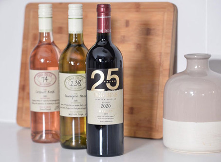 Checkers celebrates 25 years of Odd Bins wine