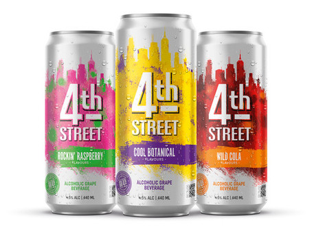 4th STREET wines launches refreshing 440ml spritzers