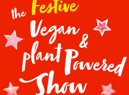 Topline sponsors for Festive Vegan & Plant Powered Show