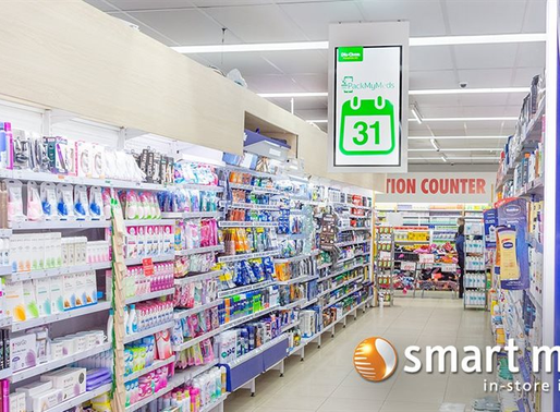 Smart Media doubles the power of in-store digital media