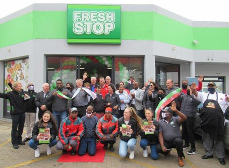 Crispy Chicken and Grill to Go outlets open at new FreshStop at Caltex store in Bapsfontein
