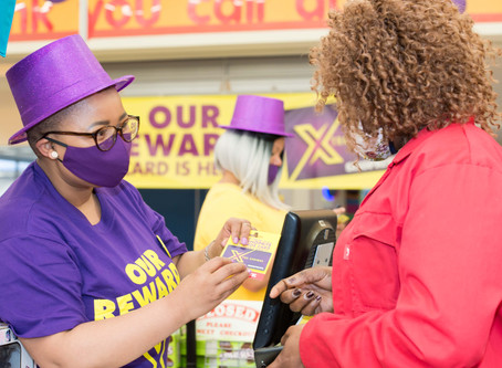 1 million Shoprite Xtra Savings sign ups in 72 hours