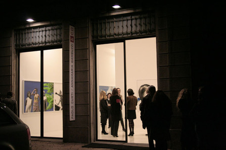 Paolo Curti-AnnaMaria Gambuzzi, Milan, Italy 2006