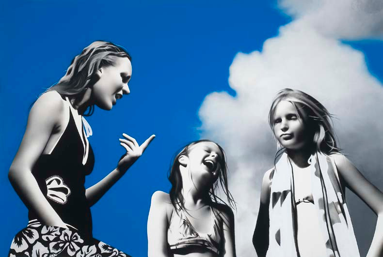 Sarah, Kaitlyn and Sierra