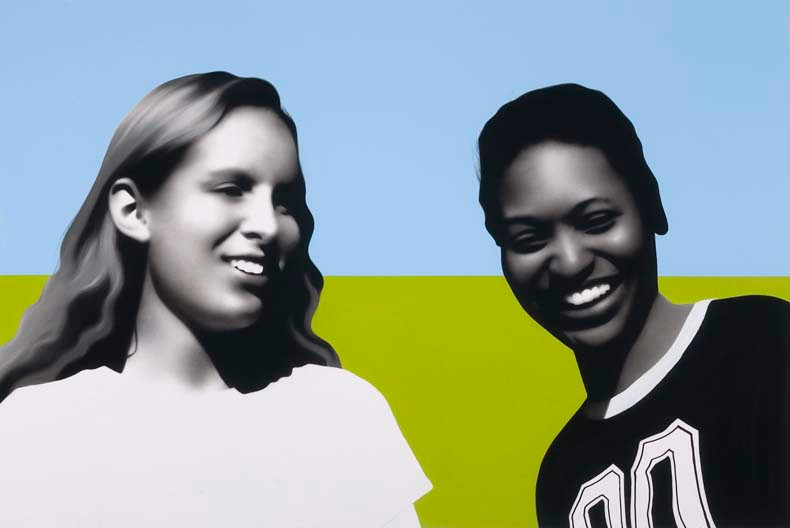 Sarah and Aisha
