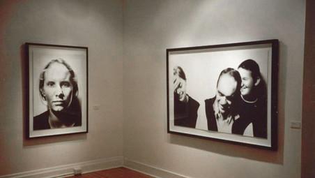 Klaudia Marr Gallery, Santa Fe, 2001
