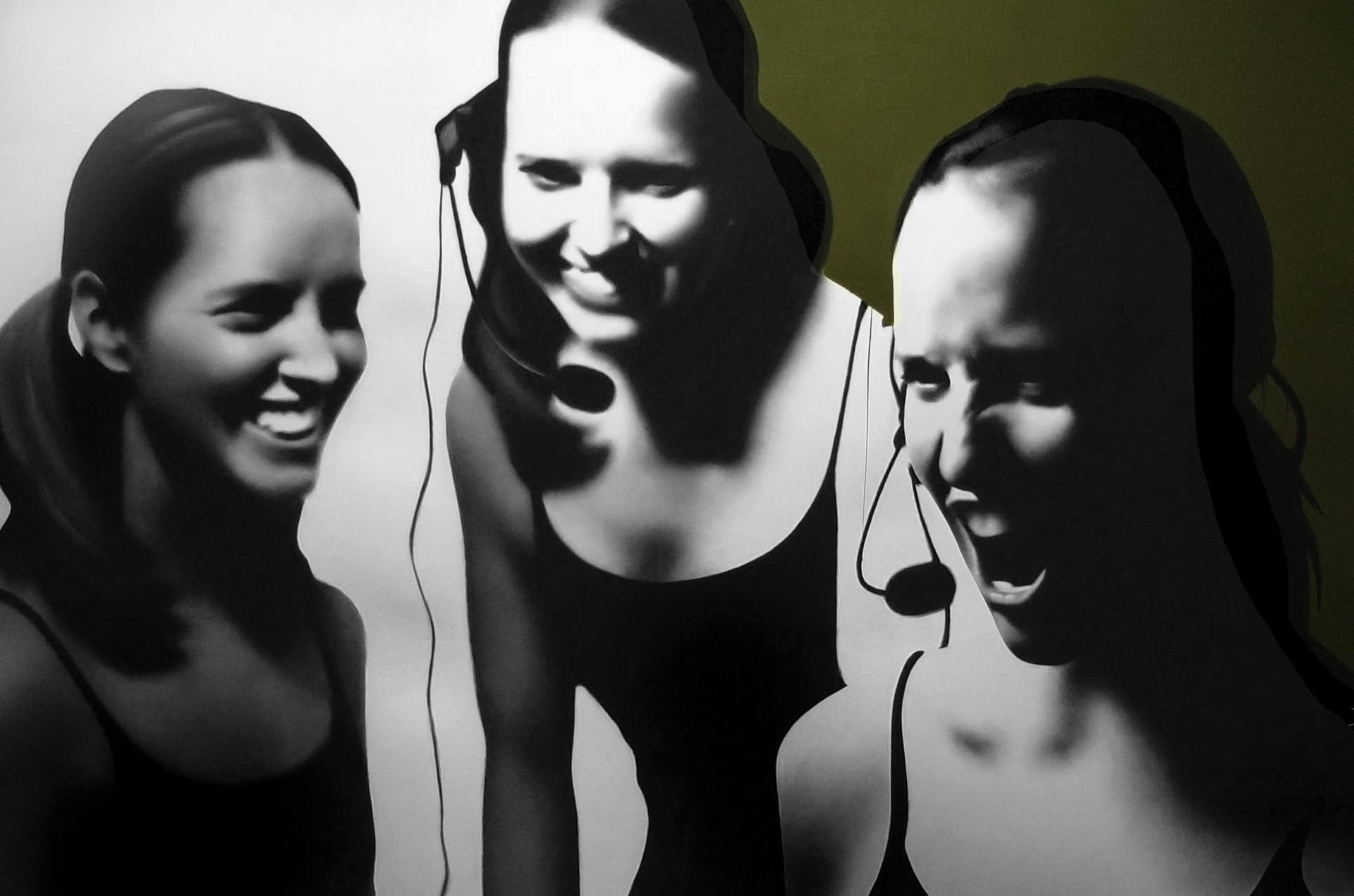 3 Fitness Instructors
