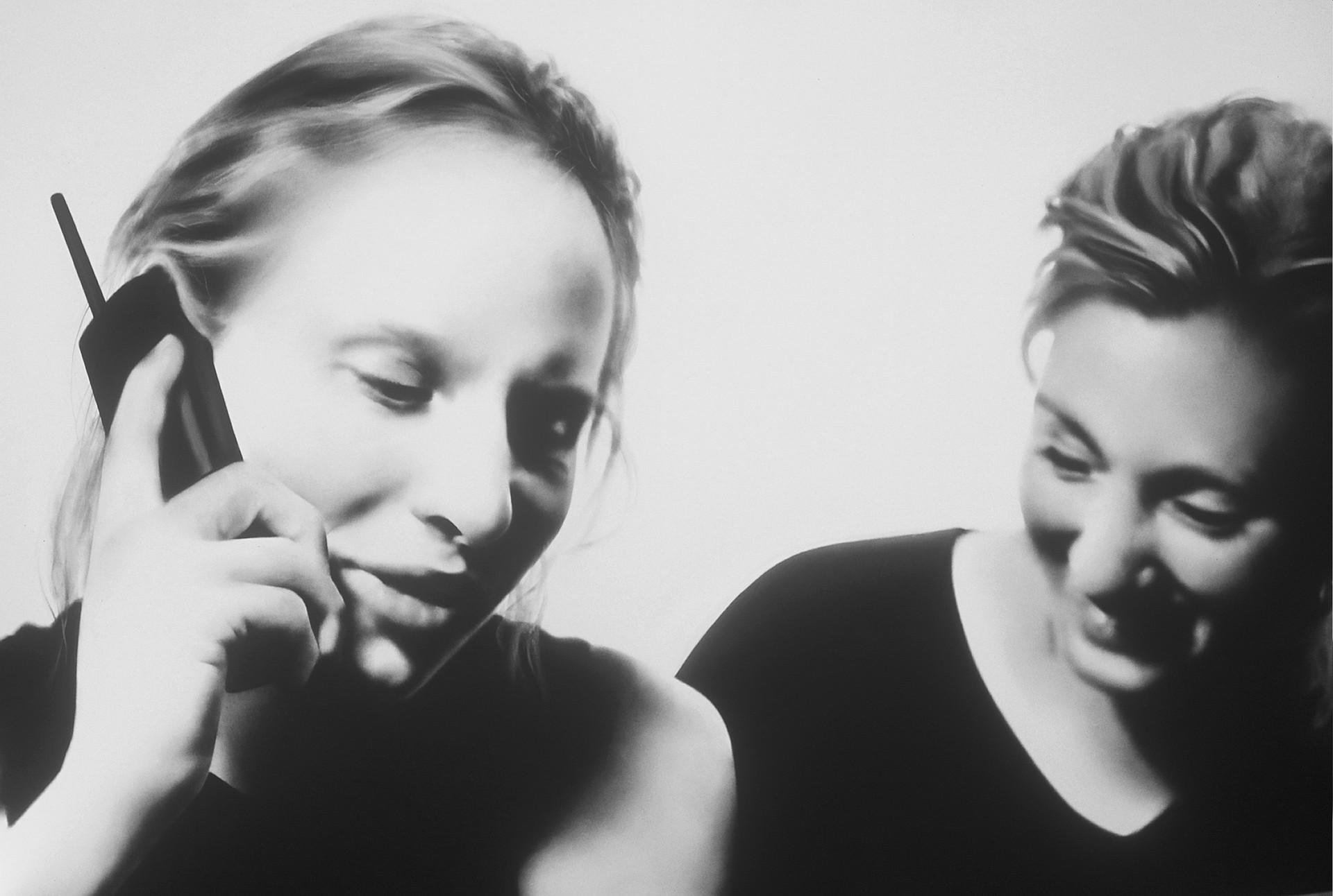 Sarah and Dena