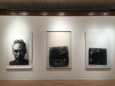Catich Gallery, St. Ambrose University, 2017Catich Gallery, St. Ambrose University, 2017