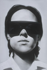 Self-Portrait with sunglasses