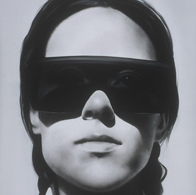 Self-Portrait with sunglasses