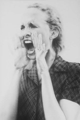 Sarah screaming