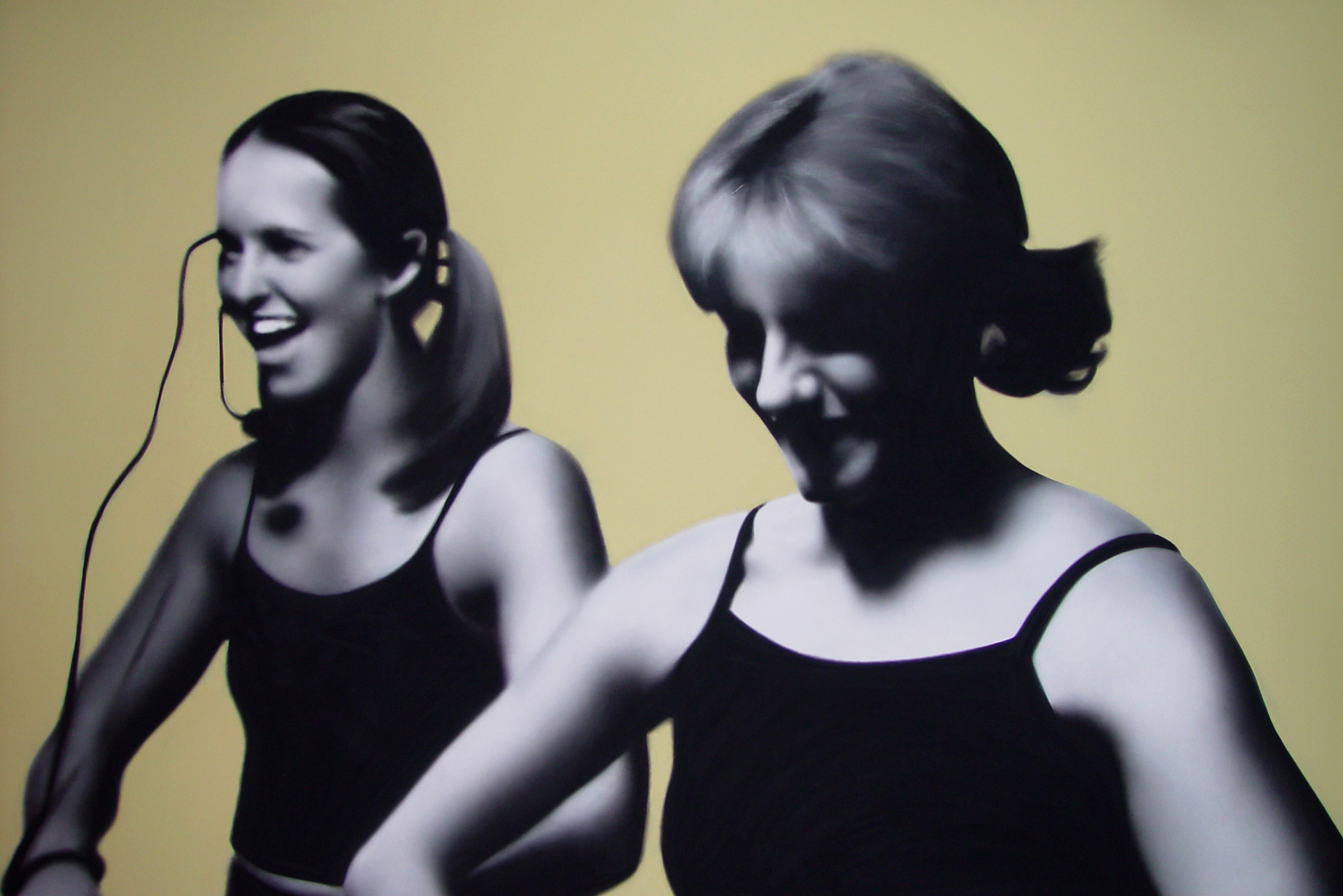 Mustard Fitness Instructors
